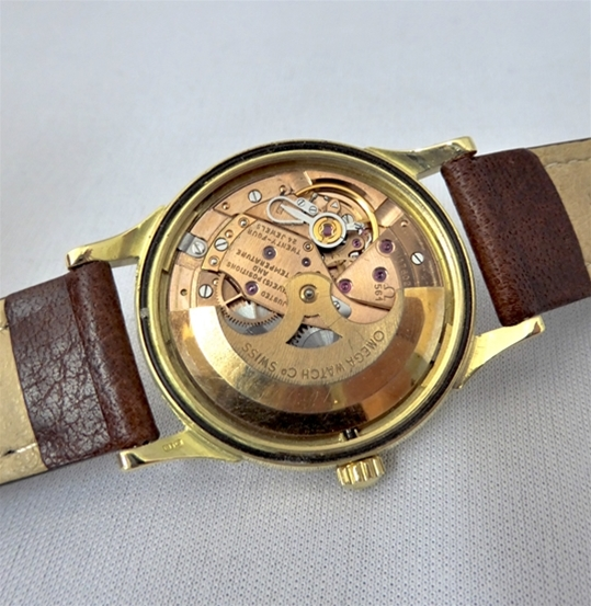 Constellation Chronometer 18ct Circa 1960