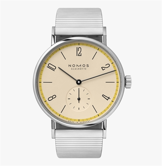 Tangomat Yellow a Century of Bauhaus Ltd Edition